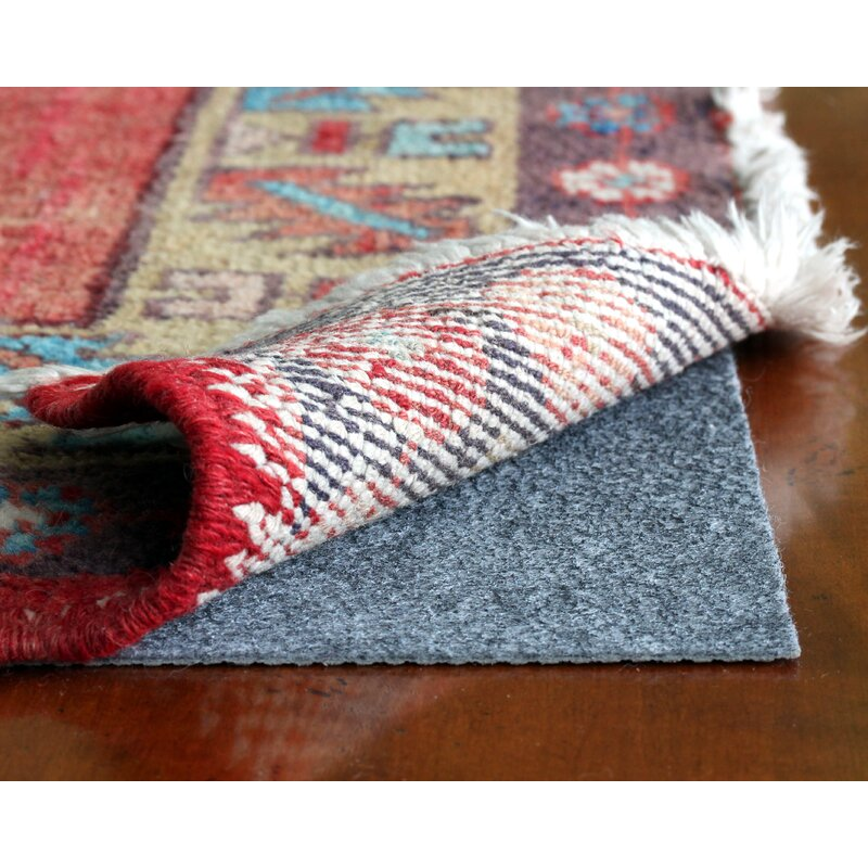 RugPadUSA Rug Pro Ultra-Low Profile Felt and Rubber Rug Pad