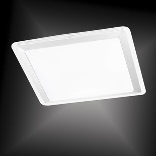 Norris LED Outdoor Flush Mount By Mercury Row