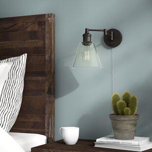 Trent Austin Design Aidan 1-Light Swing Arm Lamp