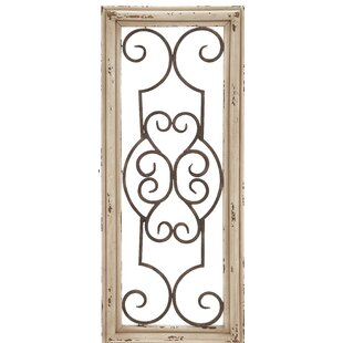c0d9667701 1 Piece Ortie Panel Wall Décor. by Lark Manor