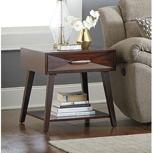 Forsythe End Table by Standard Furniture