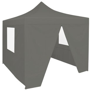 3m X 3m Steel Pop-Up Party Tent By Freeport Park