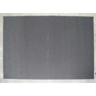 Price Check Lejun Wool Gray/Black Area Rug ByOrren Ellis