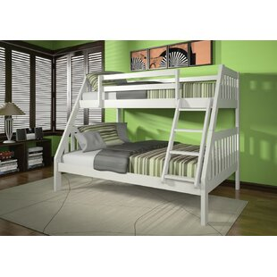 Sligh Twin over Full Bunk Bed