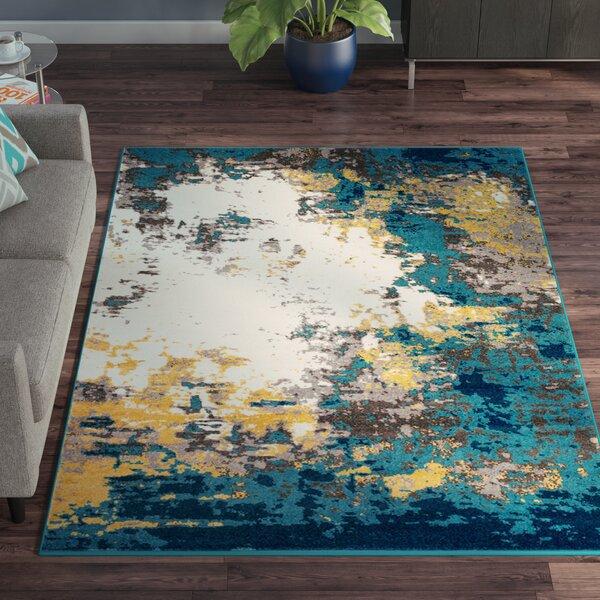 Blue And Yellow Kitchen Decor Wayfair