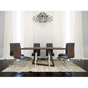 Mccane Contemporary 7 Piece Dining Set Orren Ellis