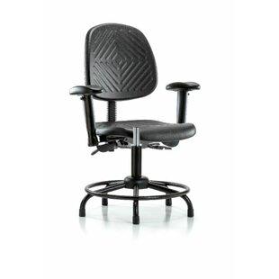 Symple Stuff Wolfgang Desk HeightOffice Chair