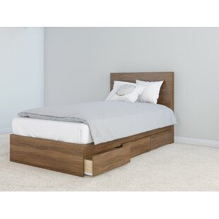 Ralston Storage Platform Bed
