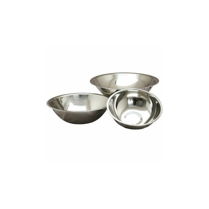 Ybmhome Heavy Duty Stainless Steel  Mixing Bowl for Baking Cooking Mixing