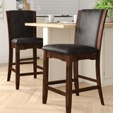 Uptown 25.5 Bar Stool (Set of 2) by Hokku Designs