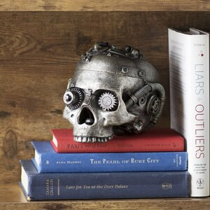 Ludlow Skull Containment Vessel Figurine