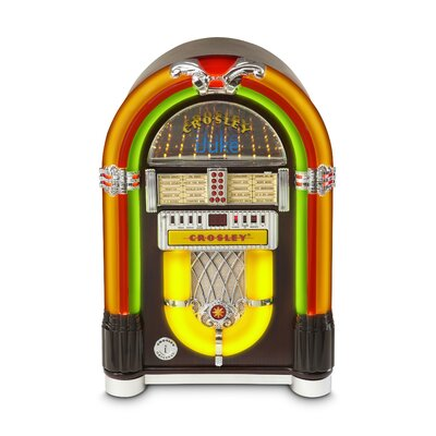 Bluetooth Tabletop Juke Box Crosley Electronics