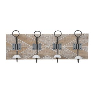 Esme Wall Mounted Coat Rack By Williston Forge