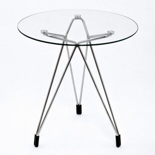 Diamond End Table by Kubikoff