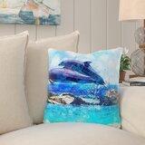 Dolphin Pillow Wayfair