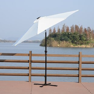 Karlson 8.5' Lighted Umbrella