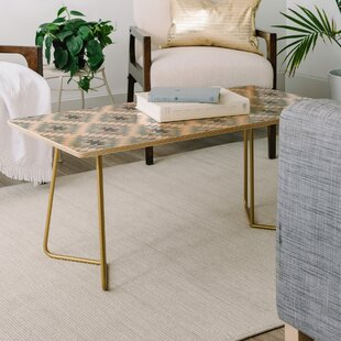 Low priced Dash and Ash Dwelling Dawn Coffee Table by East Urban Home Reviews (2019) & Buyer's Guide