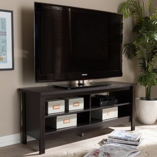 Read Reviews Gilley 48 TV Stand for TVs up to 43 by Ebern Designs Reviews (2019) & Buyer's Guide