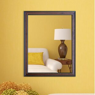 Rectangle Wall Mirror by Darby Home Co