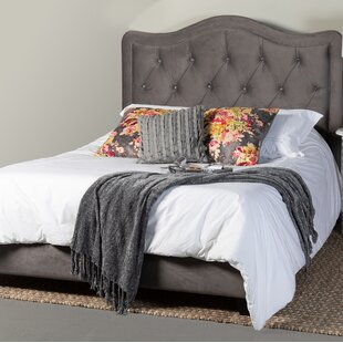 Kenwood King Upholstered Panel Bed