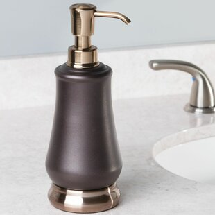 Bragg Pump Soap Dispenser By InterDesign