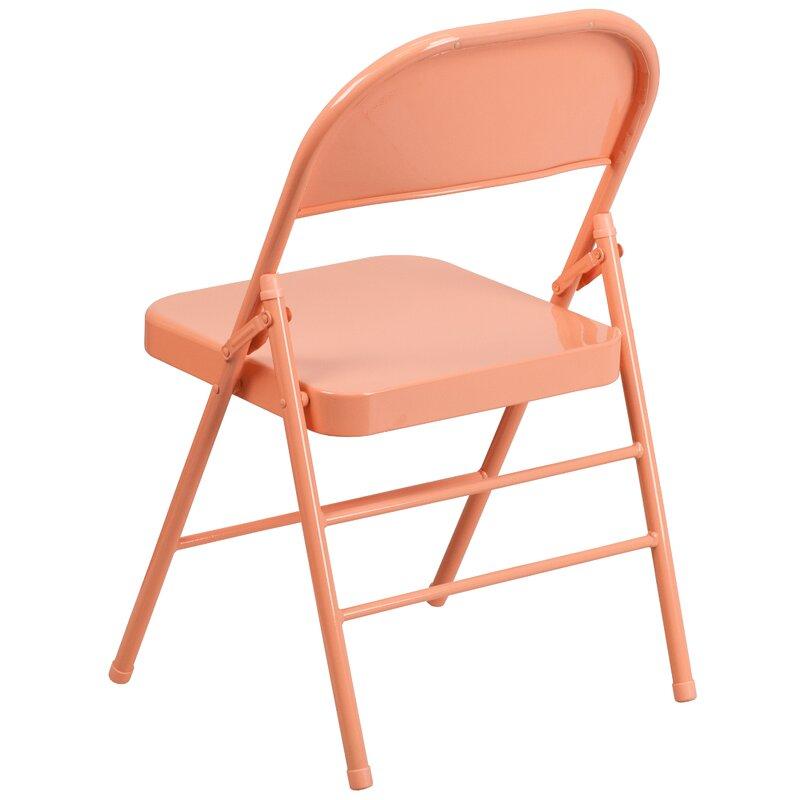 Nice Hercules Colorburst Folding Chair