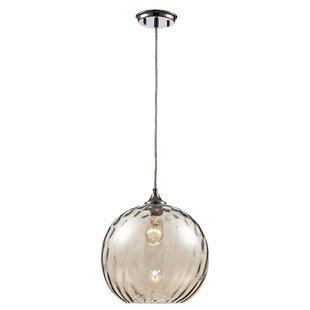 Wareham 1 Light Globe Pendant