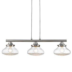 Brycen 3-Light Kitchen Island Pendant