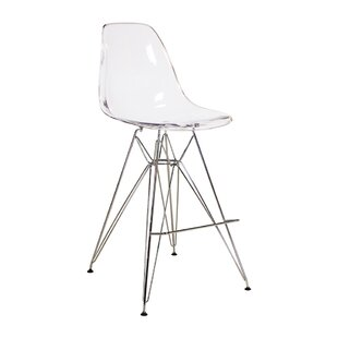 Orren Ellis Jamarcus 27 Bar Stool (Set of 2)