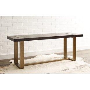 Austin Wood Bench