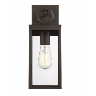 Seal Outdoor Wall Lantern