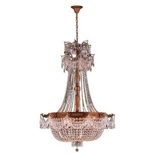 Astoria Grand Reimer 12-Light Chandelier