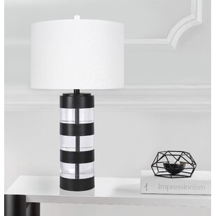 Justine Crystal 28 Table Lamp