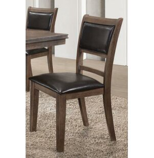Wesner Upholstered Dining Chair (Set of 2..