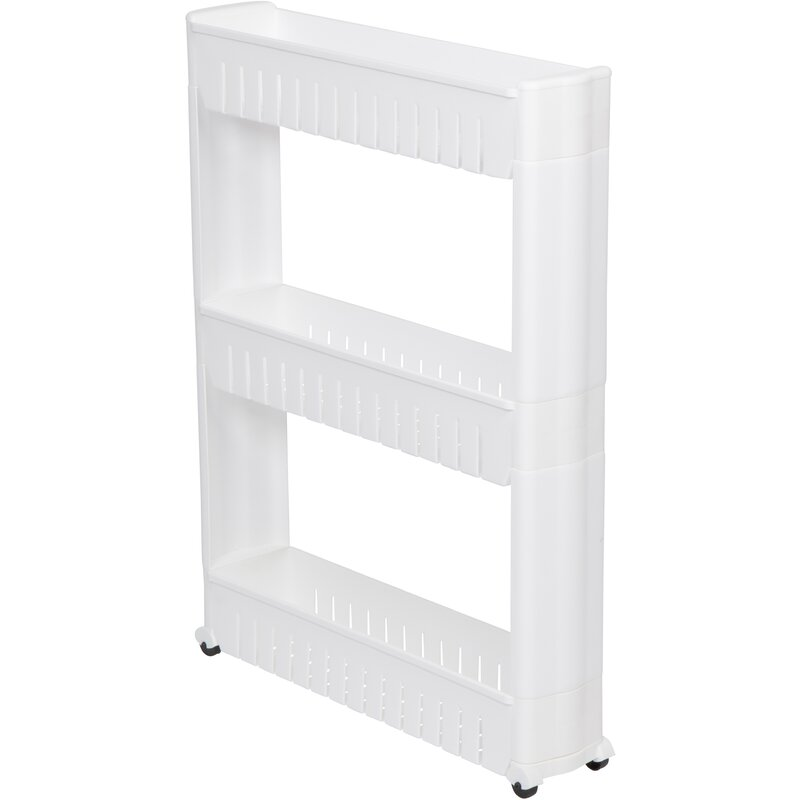 Slim Slide Out Laundry Cart
