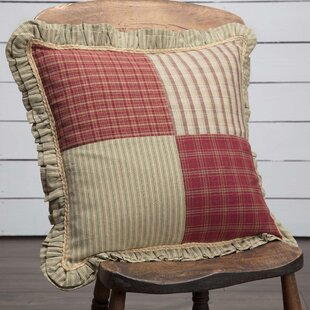 Marrero-Choe 100% Cotton Throw Pillow
