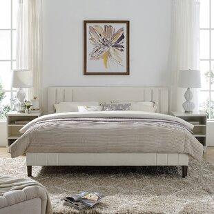 Moniz Upholstered Platform Bed