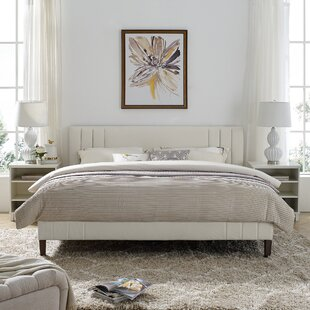 Moniz Upholstered Platform Bed