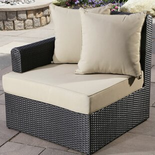 Capri Left Arm Chair with Cushion