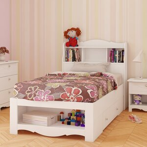 Francis Mate's Bed with Storage