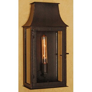 Arguelles 1-Light Outdoor Wall Lantern by..