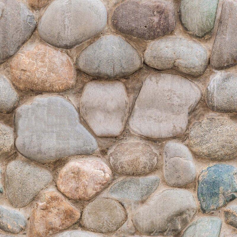 WallsByMe Textured Peel and Stick Wallpaper Tile | Wayfair.ca