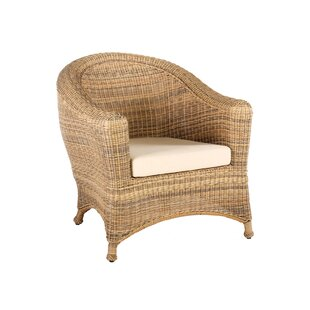 Cozumel Garden Chair With Cushion By Bay Isle Home