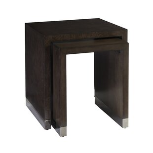 Brentwood 2 Piece Nesting Tables by Barclay Butera