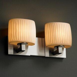 Devaughn 2-Light Vanity Light by Darby Home Co