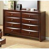 Derik 8 Drawer Double Dresser by Red Barrel Studio®
