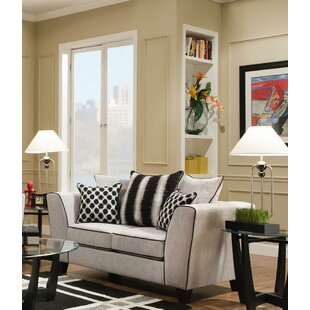 Affordable Turnbow Loveseat by Red Barrel Studio Reviews (2019) & Buyer's Guide