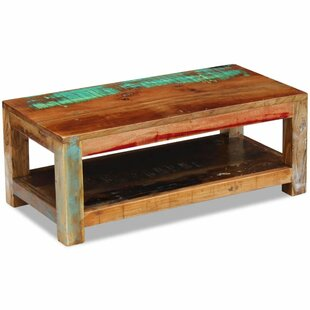 Nassau Solid Reclaimed Wood Coffee Table By Williston Forge