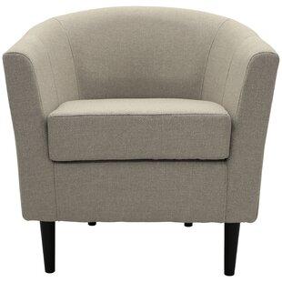 Review Molinari Club Chair by Ebern Designs