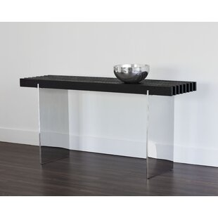 Review Ikon Console Table By Sunpan Modern